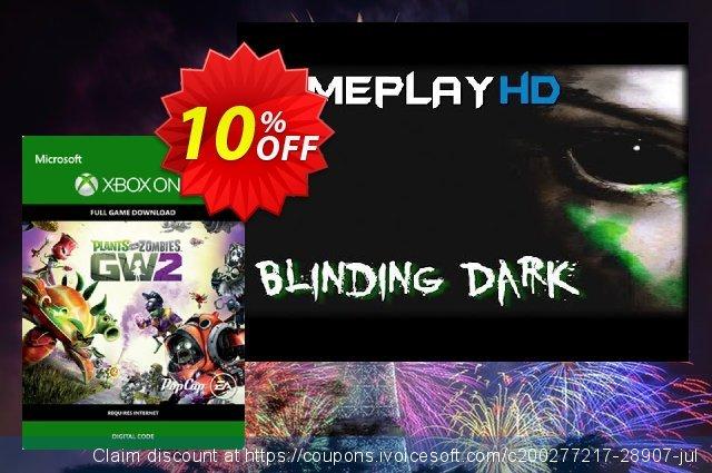 Plants Vs. Zombies Garden Warfare 2 Xbox One 惊人的 产品销售 软件截图
