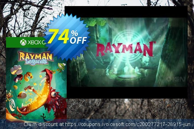 Rayman Legends Xbox One (UK) discount 67% OFF, 2021 Happy New Year offering sales
