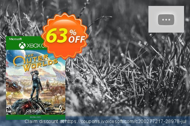 The Outer Worlds Xbox One discount 10% OFF, 2020 University Student deals sales