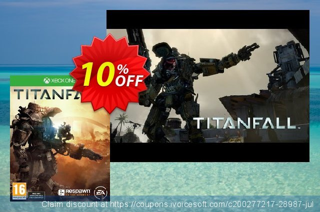 Titanfall Xbox One - Digital Code 最 优惠券 软件截图