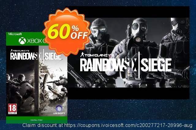 Tom Clancys Rainbow Six Siege Xbox One  굉장한   촉진  스크린 샷