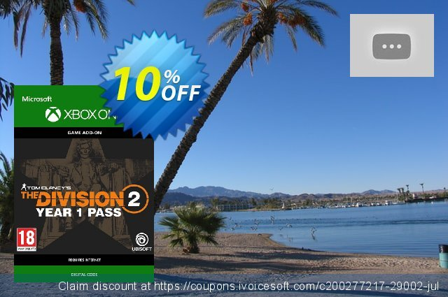 Tom Clancy's The Division 2 Xbox One - Year 1 Pass  서늘해요   가격을 제시하다  스크린 샷