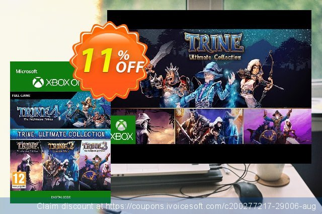 Trine: Ultimate Collection Xbox One discount 11% OFF, 2020 Back to School promotion offering sales