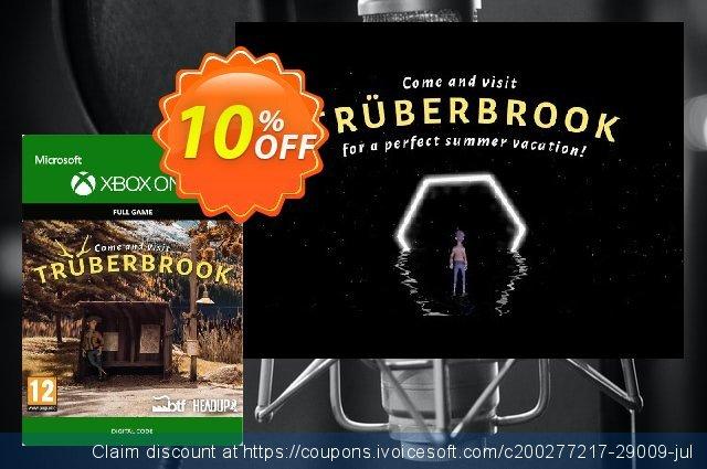 Trüberbrook Xbox One 대단하다  프로모션  스크린 샷