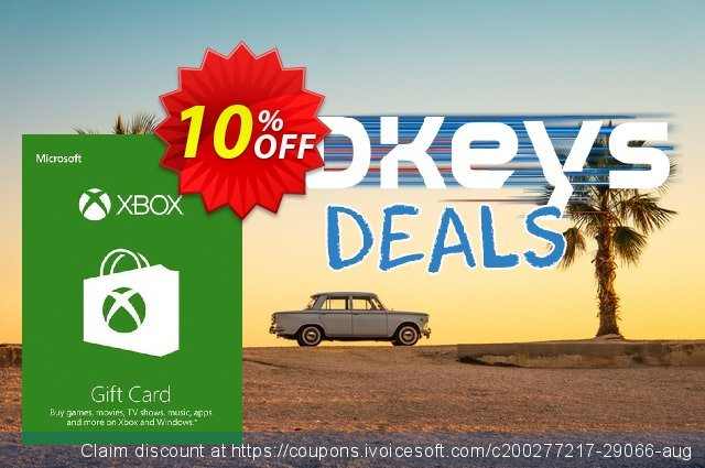 Xbox Gift Card - 12 GBP discount 10% OFF, 2020 Halloween offering sales