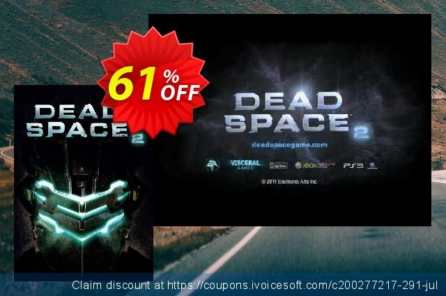 Dead Space 2 PC discount 10% OFF, 2020 Exclusive Teacher discount offering sales