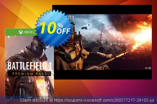 Battlefield 1 Premium Pass Xbox One  훌륭하   할인  스크린 샷