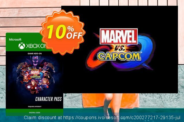 Marvel vs. Capcom Infinite Character Pass Xbox One discount 10% OFF, 2021 Native American Day offering sales. Marvel vs. Capcom Infinite Character Pass Xbox One Deal