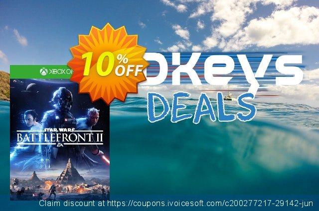 Star Wars Battlefront II 2 - The Last Jedi Heroes Xbox One discount 10% OFF, 2020 Student deals offering sales