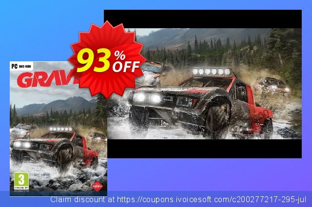 Gravel PC discount 88% OFF, 2021 Mother's Day offering sales. Gravel PC Deal