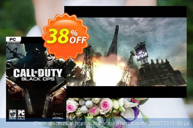 Call of Duty: Black Ops (PC) discount 64% OFF, 2021 Chocolate Day promo sales