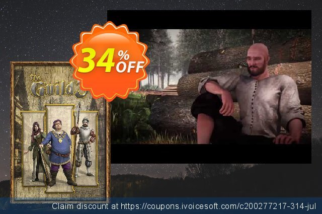 The Guild 3 PC discount 45% OFF, 2021 Mother Day offering sales. The Guild 3 PC Deal