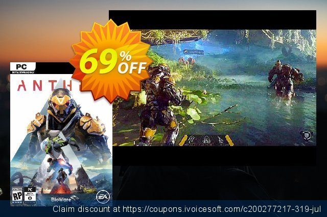 Anthem PC discount 67% OFF, 2020 Halloween offer