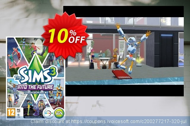 The Sims 3: Into the Future PC  신기한   가격을 제시하다  스크린 샷