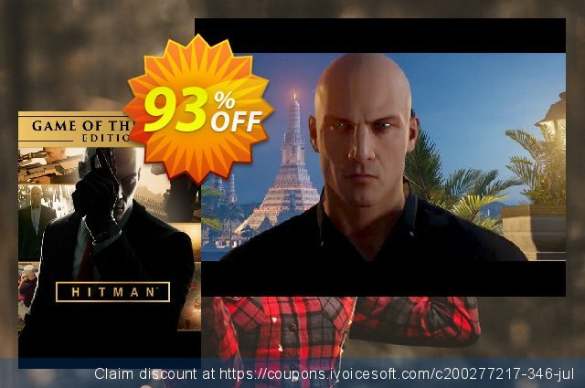 Hitman - Game of The Year Edition PC  훌륭하   제공  스크린 샷
