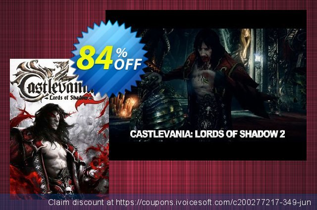 Castlevania Lords of Shadows 2 - Digital Bundle PC discount 84% OFF, 2021 Mother's Day promo. Castlevania Lords of Shadows 2 - Digital Bundle PC Deal