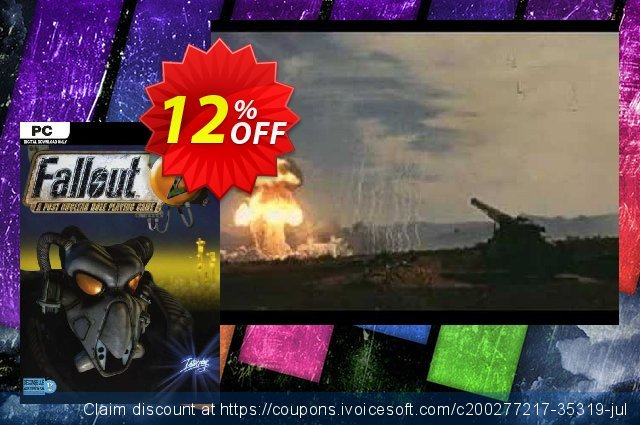 Fallout 2 PC discount 13% OFF, 2021 All Saints' Eve offering sales. Fallout 2 PC Deal 2021 CDkeys