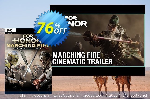 For Honor - Marching Fire Edition PC  (EU) 神奇的 交易 软件截图