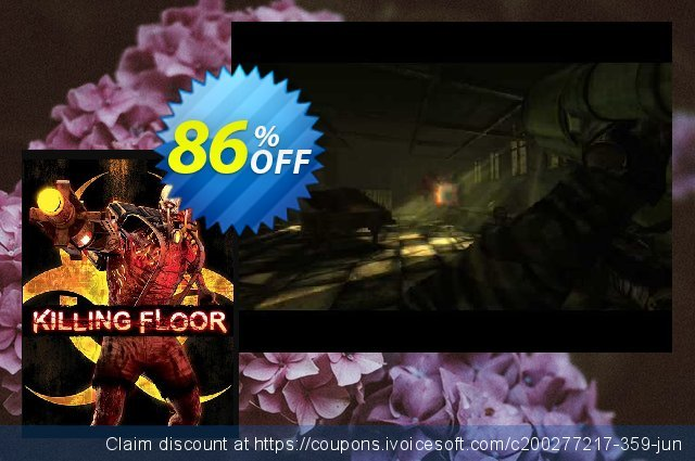 Killing Floor PC discount 89% OFF, 2021 Mother's Day promotions. Killing Floor PC Deal