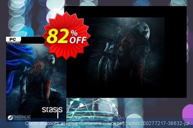 Stasis PC discount 64% OFF, 2021 Mother Day offering sales. Stasis PC Deal 2021 CDkeys