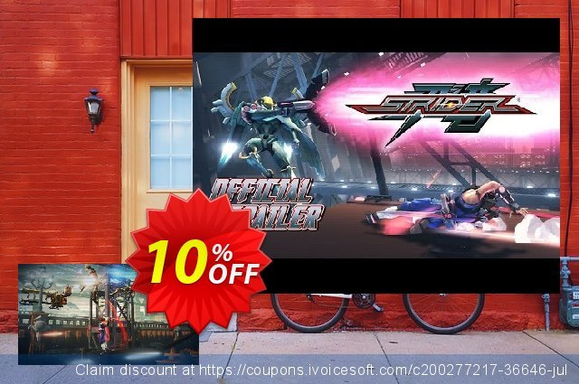 STRIDER PC discount 10% OFF, 2021 Mother Day promo sales. STRIDER PC Deal 2021 CDkeys