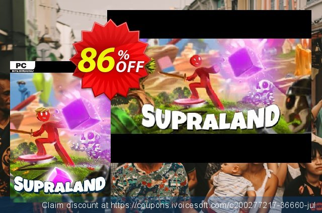 Supraland PC discount 85% OFF, 2021 Mother Day offer. Supraland PC Deal 2021 CDkeys
