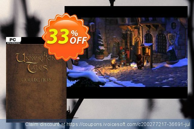 The Book of Unwritten Tales Collection PC discount 33% OFF, 2021 Mother's Day offering sales. The Book of Unwritten Tales Collection PC Deal 2021 CDkeys