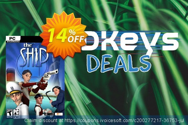 The Ship - Complete Pack PC discount 14% OFF, 2021 Mother's Day sales. The Ship - Complete Pack PC Deal 2021 CDkeys
