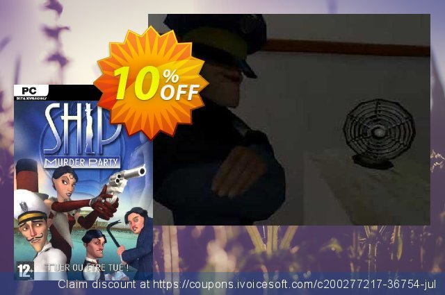 The Ship Murder Party PC discount 10% OFF, 2021 Mother Day deals. The Ship Murder Party PC Deal 2021 CDkeys