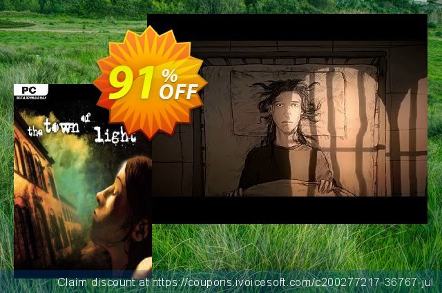 The Town of Light PC discount 87% OFF, 2021 Mother's Day offering sales. The Town of Light PC Deal 2021 CDkeys