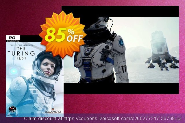 THE TURING TEST COLLECTOR'S EDITION PC discount 84% OFF, 2021 Mother's Day offering sales. THE TURING TEST COLLECTOR'S EDITION PC Deal 2021 CDkeys
