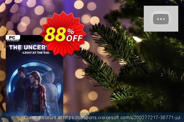 The Uncertain: Light At The End PC discount 63% OFF, 2021 Mother's Day promotions. The Uncertain: Light At The End PC Deal 2021 CDkeys