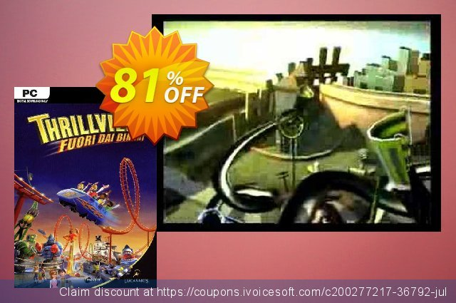 Thrillville: Off the Rails PC discount 81% OFF, 2021 Mother Day deals. Thrillville: Off the Rails PC Deal 2021 CDkeys