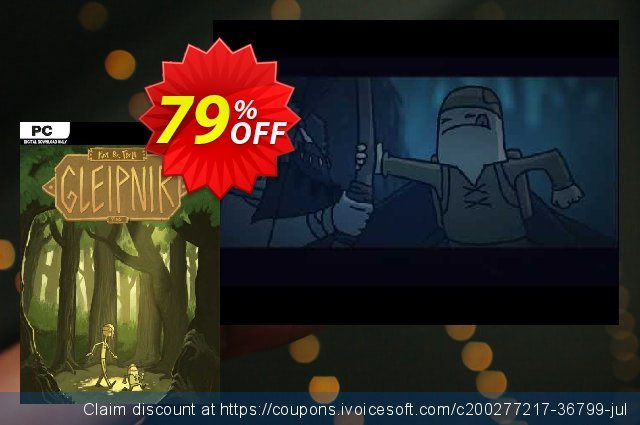 Tiny and Tall: Gleipnir PC discount 53% OFF, 2021 Mother's Day promo. Tiny and Tall: Gleipnir PC Deal 2021 CDkeys