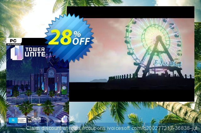 Tower Unite PC discount 26% OFF, 2021 Mother Day offering sales. Tower Unite PC Deal 2021 CDkeys
