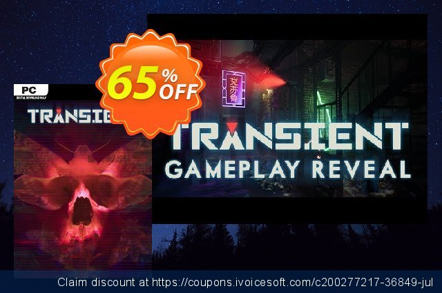 Transient PC discount 43% OFF, 2021 Mother's Day deals. Transient PC Deal 2021 CDkeys