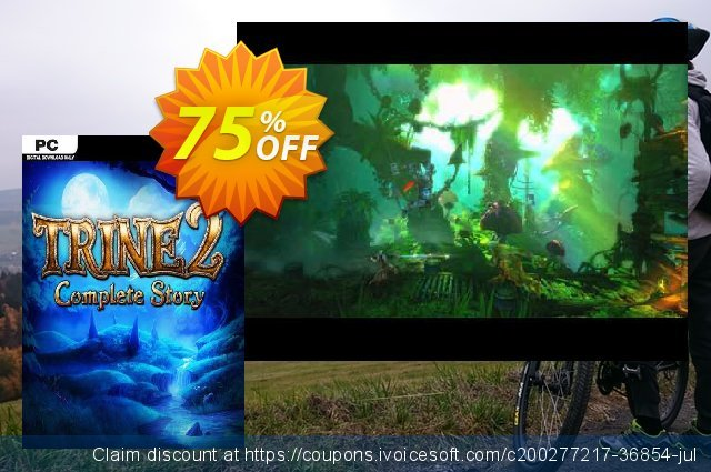 Trine 2 - Complete Story PC discount 75% OFF, 2021 Mother Day offering deals. Trine 2 - Complete Story PC Deal 2021 CDkeys