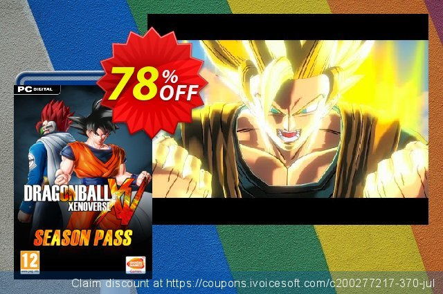 Dragon Ball Xenoverse Season Pass PC 棒极了 折扣 软件截图