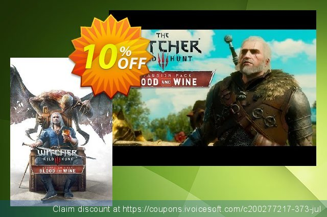 The Witcher 3 Wild Hunt Blood And Wine PC  신기한   매상  스크린 샷