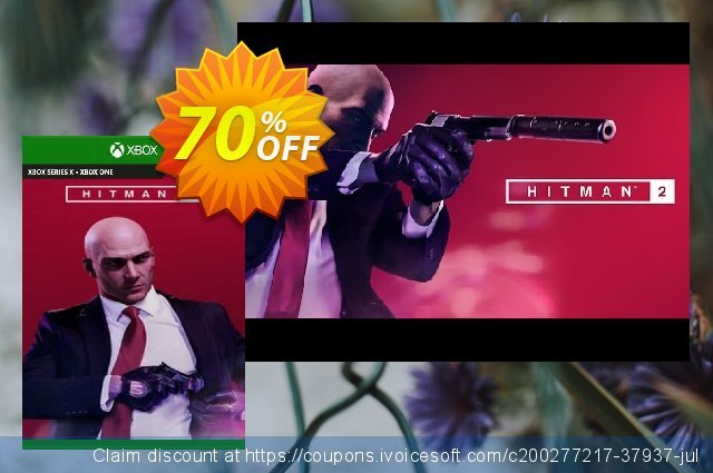 HITMAN 2 Xbox One (US) discount 71% OFF, 2021 World Day of Music promo sales. HITMAN 2 Xbox One (US) Deal 2021 CDkeys