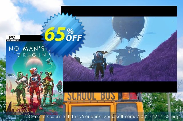 No Man's Sky PC discount 70% OFF, 2021 Mother Day promotions. No Man's Sky PC Deal
