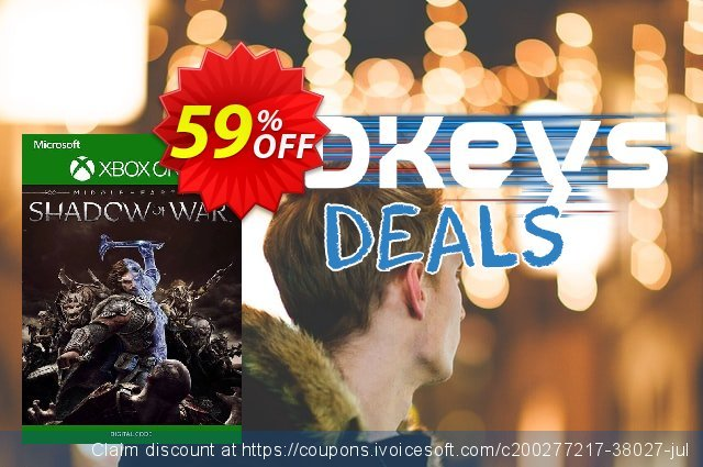 Middle Earth Shadow of War Definitive Edition Xbox One (UK)  신기한   가격을 제시하다  스크린 샷