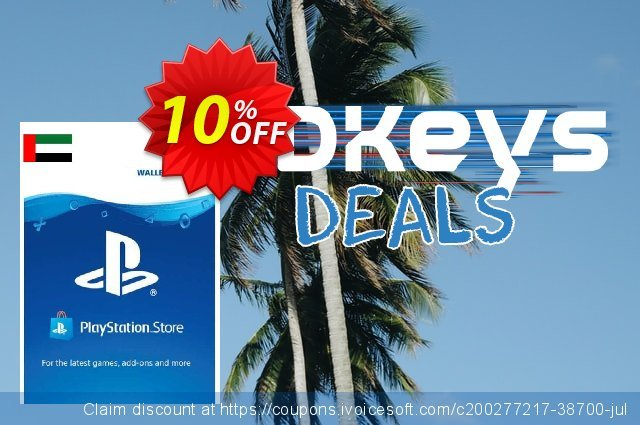 PlayStation Network (PSN) Card - 50 USD (UAE) discount 10% OFF, 2021 World Bicycle Day offering sales. PlayStation Network (PSN) Card - 50 USD (UAE) Deal 2021 CDkeys