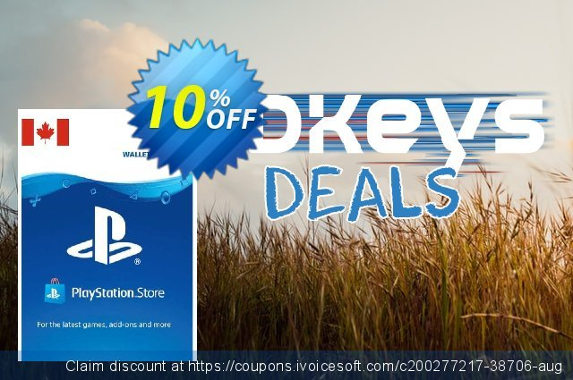 PlayStation Network (PSN) Card - 50 CAD (CANADA) discount 10% OFF, 2021 Camera Day offering sales. PlayStation Network (PSN) Card - 50 CAD (CANADA) Deal 2021 CDkeys