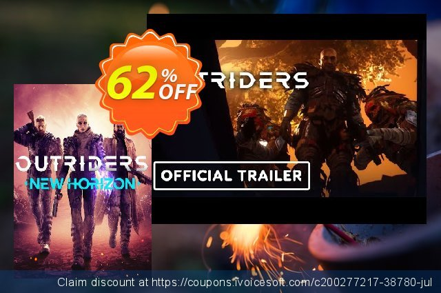 Outriders Xbox One/ Xbox Series X S discount 62% OFF, 2021 Oceans Month offering sales. Outriders Xbox One/ Xbox Series X S Deal 2021 CDkeys