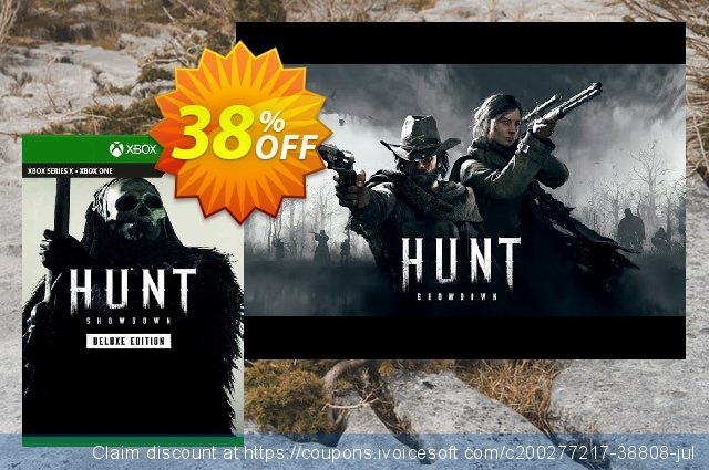 Hunt: Showdown - Deluxe Edition Xbox One (UK) discount 38% OFF, 2021 World Day of Music offering discount. Hunt: Showdown - Deluxe Edition Xbox One (UK) Deal 2021 CDkeys