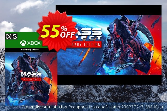 Mass Effect Legendary Edition Xbox One/ Xbox Series X|S (US) discount 10% OFF, 2021 Camera Day offering deals. Mass Effect Legendary Edition Xbox One/ Xbox Series X|S (US) Deal 2021 CDkeys
