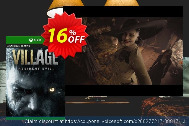 Resident Evil Village Xbox One discount 15% OFF, 2021 World Bicycle Day offering sales. Resident Evil Village Xbox One Deal 2021 CDkeys
