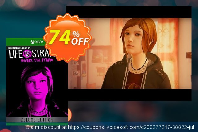 Life is Strange: Before the Storm Deluxe Edition Xbox One 神奇的 交易 软件截图