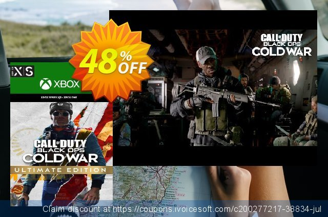 Call of Duty Black Ops Cold War - Ultimate Edition Xbox One (WW) discount 37% OFF, 2021 World Day of Music offering sales. Call of Duty Black Ops Cold War - Ultimate Edition Xbox One (WW) Deal 2021 CDkeys
